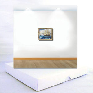 Full Sail Miniature Painting Boxed Card