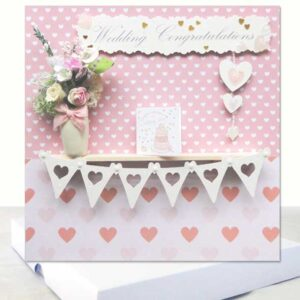 Wedding Congratulations Boxed Card