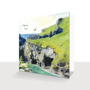 Castles Art & Historical Greeting Cards