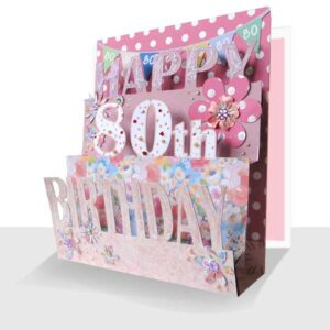 3d Greeting Cards - Luxury Pop Up Cards