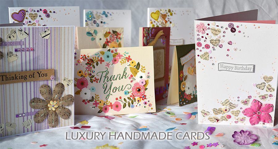 Unique Handmade Cards