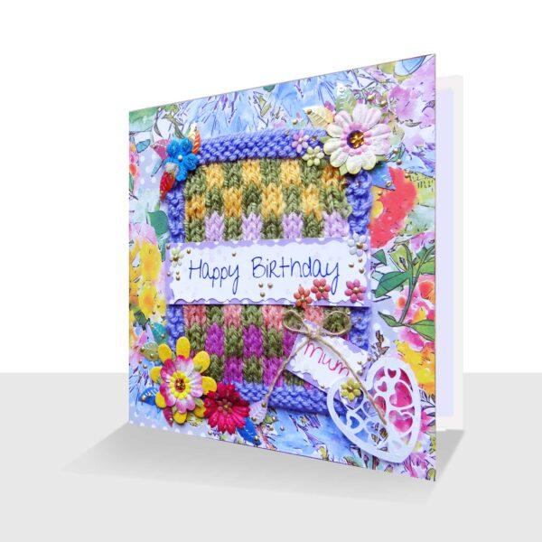 Happy Birthday Mum Card