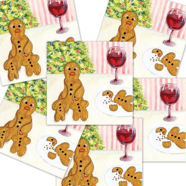 gingerbread-men-christmas-cards