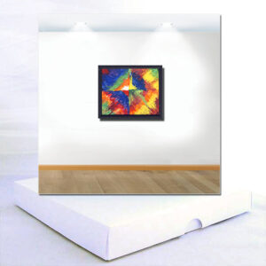 Colour Studies : Miniature Modern Art Boxed Greeting Card